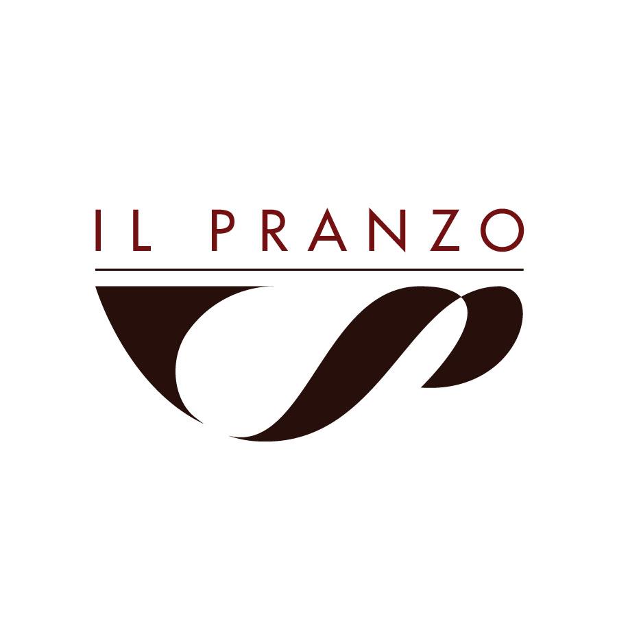 Il Pranzo, Cafe. Logo Design.