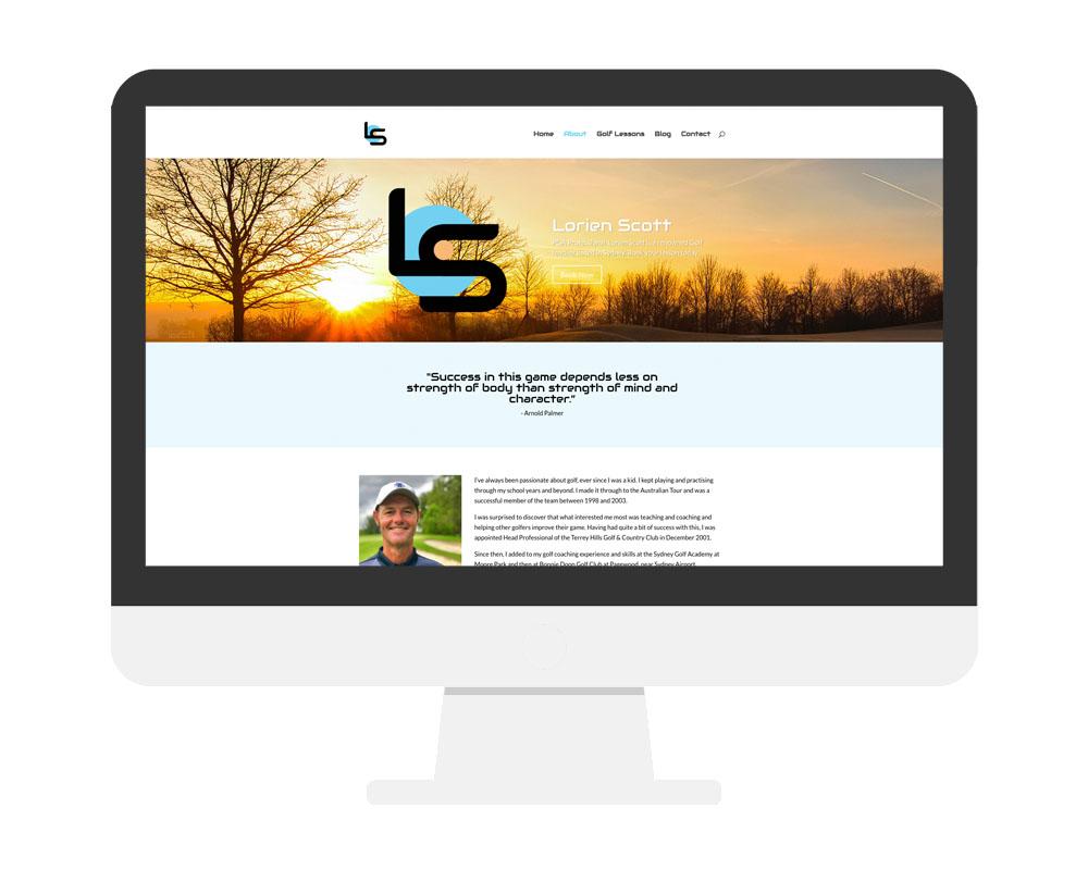 Moon Cube Design, What We Do. Website Design
